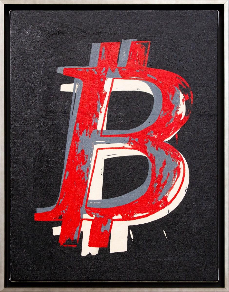 Bitcoin - Black